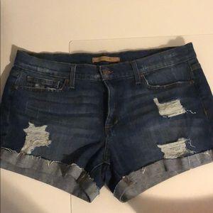 Joe's Jeans Denim Jean Short size 32